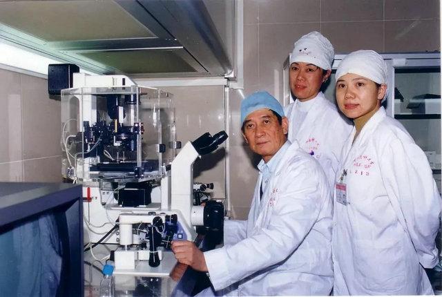 一路走好!中国试管婴儿之父—庄广伦教授逝世